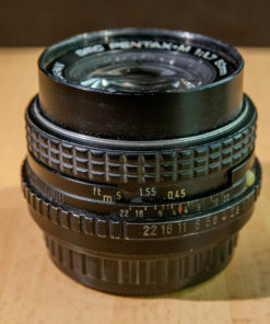 SMC Pentax-m 50mm F1.7 PK-mount
