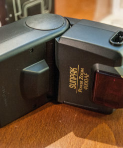Sunpak Power Zoom 4000AF for Minolta Dynax SLR cameras