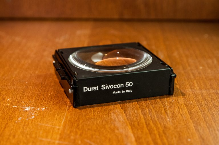 Durst Sivocon 50 Condenser for Durst M601 Enlarger