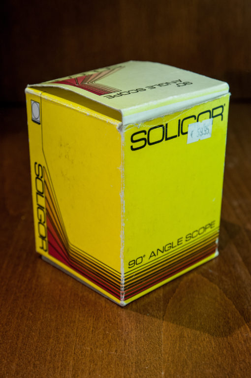 Soligor angle scope 90