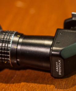 Pentax angle viewfinder for LX