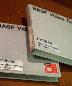 BASF VIDEO TAPE FV26AE