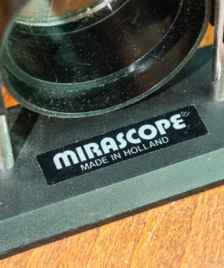 Mirascope adapter for stereo-projection