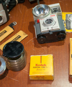 Kodak Collection Brownie hawkeye filters