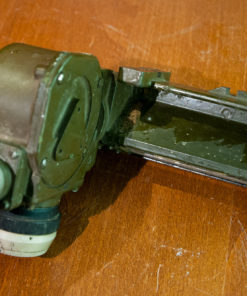 T35 military tank periscope from American M47 Tank