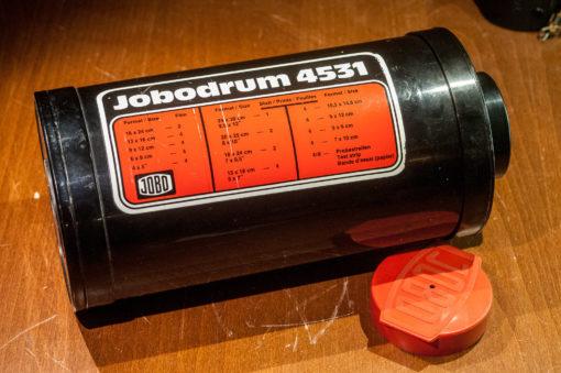 Jobo 4531 developing tank