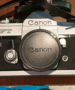 Canon FT QL body