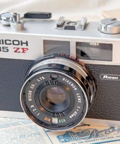Ricoh ZF 35 Viewfinder camera