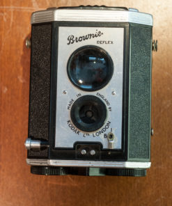 Kodak Brownie Reflex (TLR)