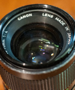 Canon FD-n 35-70mm F4.0