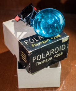 Polaroid Flashgun #268 in original box
