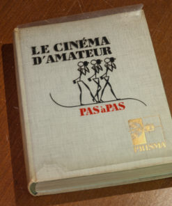 Le Cinema D'Amateur Pas a Pas (in French) History of Film Cameras