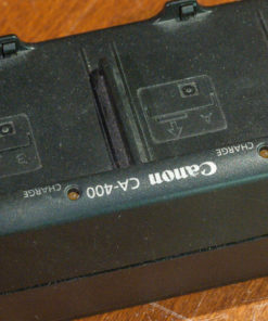 Canon CA-400 battery charger