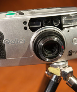 Rollei Prego 140 AF 35mm Film Camera Tested (Fully working)