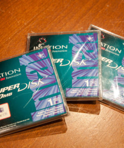 Imation 3M Superdisk 120MB floppy disks 3,5""