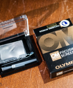 Olympus OM Focusing screen OM-1 OM2 OM-3 OM4ti