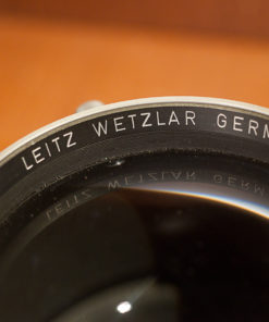 Ernst Leitz Wetzlar Epis 400mm F4.0 For wet plate collodion photography