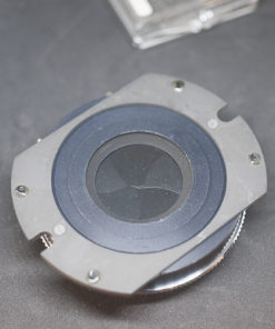 Prontor Press Shutter on a Oval lensboard/retainer