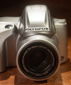 OLYMPUS CENTURION S APS CAMERA w/25-100mm ZOOM