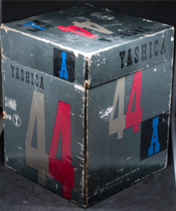 Yashica 44 box (no camera)