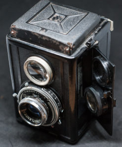 Voigtlander Brillant PR3006 - with original lightmeter