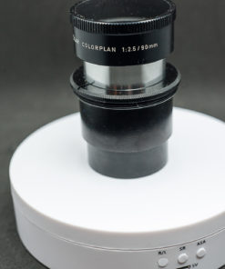 Ernst Leitz Wetzlar Colorplan 90mm F2.5 projection lens