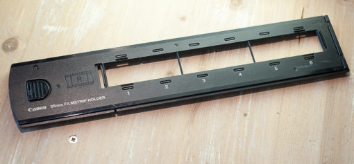 Canon scan FS4000 Filmstrip holder 35mm