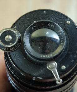 Vintage Bokeh Monster - ICA Periskop F1:11 - on helicoid and Nikon F-mount