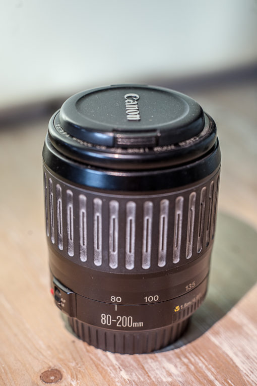 Canon EF 80-200mm F4.5-5.6 - 1990s